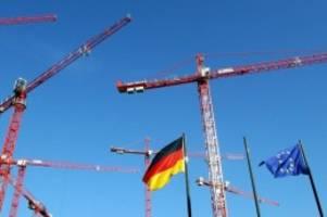 Konjunktur ausgebremst: Kräftiger Gegenwind für die deutsche Wirtschaft 2019