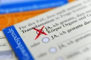 Widerspruchsregelung: Organspende-Gesetz: Das müssen Sie zur Abstimmung wissen