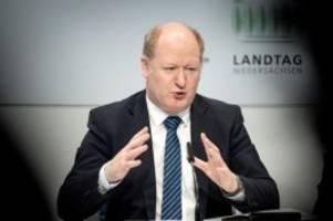 Haushalt: Niedersachsen erwartet eine Milliarde Euro Überschuss