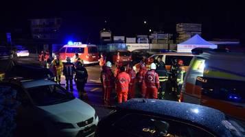 Unfall in Südtirol: Verletzte werden nach Deutschland geflogen