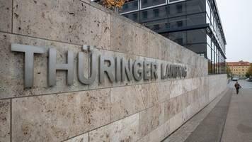 Landtag wegen verdächtiger Sendung an Höcke teils gesperrt