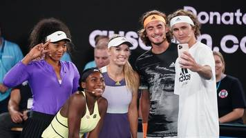 buschbrände in australien: tennis-benefizaktion bringt 5 millionen dollar