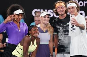 tennis-benefizaktion erlöst knapp fünf millionen dollar