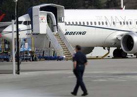 mehr stornierungen als neue aufträge - erstmals rote zahlen seit 30 jahren: 737-max-krise brockt boeing ...
