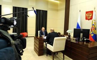 : Putin schlägt Chef der Steuerbehörde als neuen Regierungschef vor
