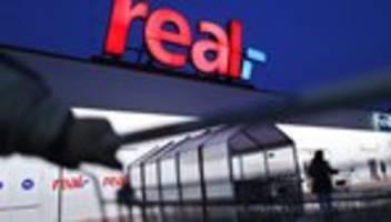 supermarktkette: real steht als marke offenbar vor dem aus
