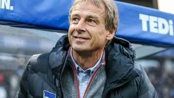 Hertha-Coach: Klinsmann dankbar für Bayern-Erfahrung - «Hat nicht gepasst»