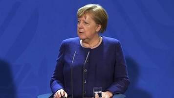 Video: Merkel: General Haftar sagt Einhaltung von Waffenruhe in Libyen zu