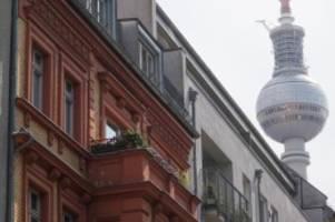 Bau: Kosten für Wohnungsbau in Berlin erneut gestiegen