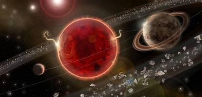 proxima centauri: forscher vermuten supererde bei nachbarstern der sonne