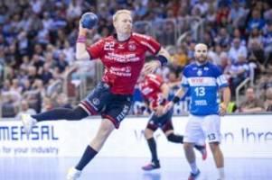 handball: ganz bitteres erlebnis für flensburger zachariassen