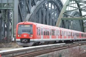 Deutsche Bahn: Pendlerärger: Regionalzüge fallen aus, S-Bahnen umgeleitet