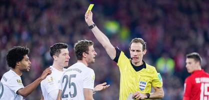 Schiedsrichter-Boss sagt mehr Karten vorher