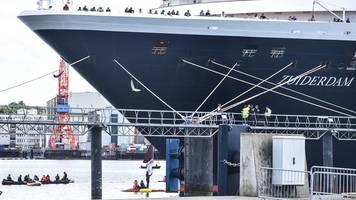 Kieler Hafen legt bei Kreuzfahrten weiter zu