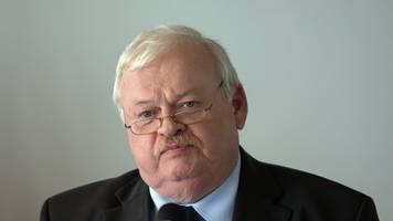 Trauerfeier für Guntram Schneider in Dortmund