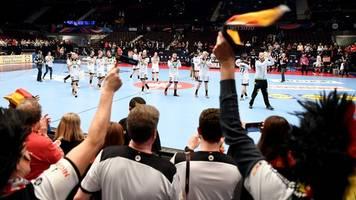 EM-Hauptrunde - Deutsche Handballer wie verwandelt: Sieg über Weißrussland