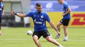 Schalker Sommer-Trainingslager wieder in Mittersill