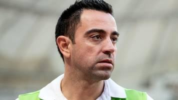 valverde-nachfolger - zu früh: xavi begründet absage als barça-coach