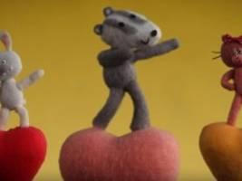 Säuglingsmusik: Klingel, klingel, plopp, miau!