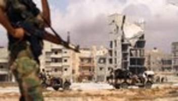 Josep Borrell: EU-Außenbeauftrager plädiert für europäischen Einsatz in Libyen