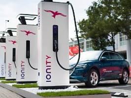 laden teurer als tanken: ionity vervielfacht ladestrompreis für e-autos