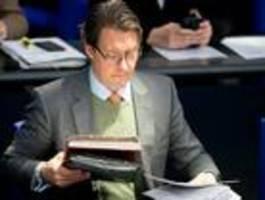 gutachten für 240.000 euro soll scheuer entlasten