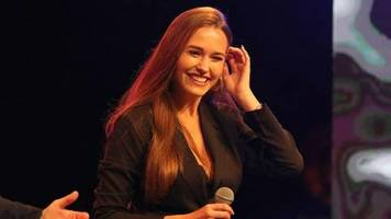 Laura Müller: Voller Erfolg als Playboy-Covergirl