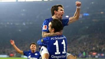 Bundesliga: Rückrunden-Auftakt: Starkes Schalke lässt Gladbach keine Chance
