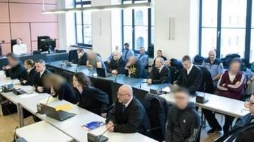 Mitglieder von Neonazikameradschaft in Dresden zu mehrjähriger Haft verurteilt