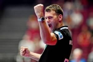 Sendetermine: Handball-EM 2020: Die Spiele der Deutschen im TV und Stream