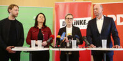 Koalition in Thüringen: Verkorkster Start für Rot-Rot-Grün
