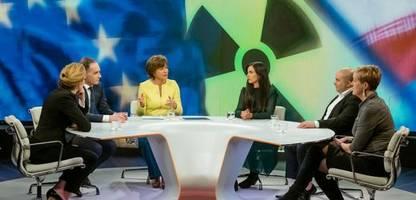 Maybrit Illner-Talk zu Iran mit Heiko Maas: Und dann - Morgenröte