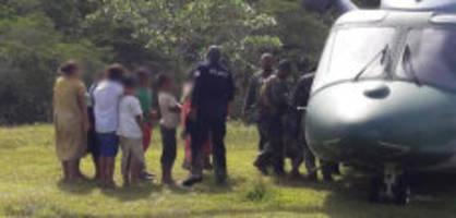 panama: 6 kinder und schwangere bei ritual getötet