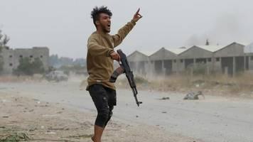 Treffen in Berlin: UN-Papier: Libyen-Konferenz will dauerhafte Waffenruhe