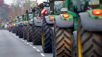 Bauern machen mobil: Großdemo in Nürnberg