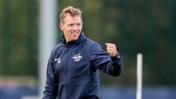 Bundesliga-Tabellenführer: Leipzig-Coach Nagelsmann verzichtet auf Meisteransage