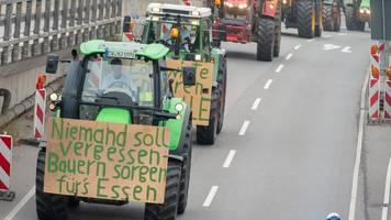 Frustrierte Landwirte rufen zum Protest in Stuttgart auf