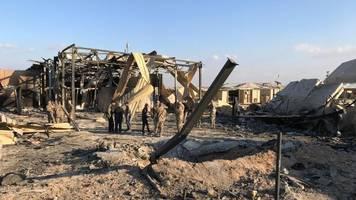 Entgegen Trumps Aussagen: Elf US-Soldaten bei Iran-Angriff verletzt