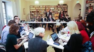 verhandlungen zu den ministerien bislang ohne ergebnis