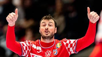 Handball-EM: Kroatien in Top-Form - Endstation für deutsche Träume?
