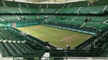 tennis-turnier in halle behält seinen titelsponsor