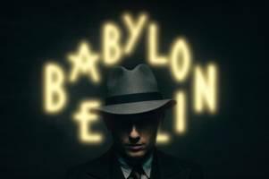 babylon berlin, staffel 3 auf sky: start naht, folgen, schauspieler, stream