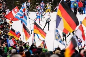 Biathlon-Weltcup 2019/20 heute im TV und Stream - Live-Termine am 17.1.20
