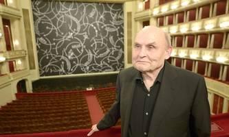 Künstler Oswald Oberhuber 88-jährig verstorben