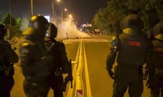 Sechs Neonazis in Dresden zu Haftstrafen verurteilt
