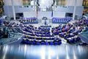 +++ Bundestag im Live-Ticker +++ - Wie bleibt Deutschland Auto-Macht? Sehen Sie hier, was der Bundestag dazu sagt