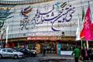 - Wütende Künstler boykottieren iranisches Filmfestival