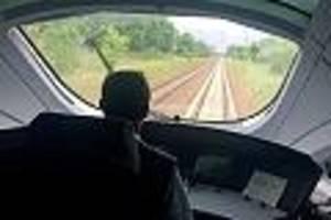 Neues Modellprojekt - Personalnot bei Lokführern: Deutsche Bahn setzt jetzt auf Flüchtlinge