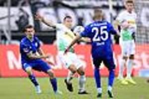 Bundesliga - FC Schalke 04 - Borussia Mönchengladbach im Live-Ticker