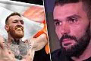Comeback des Jahres - UFC-Kämpfer Peter Sobotta erklärt die Faszination von Conor McGregor